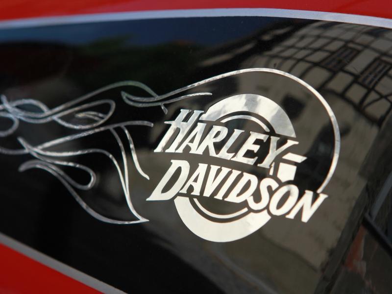Bild zu Harley-Davidson