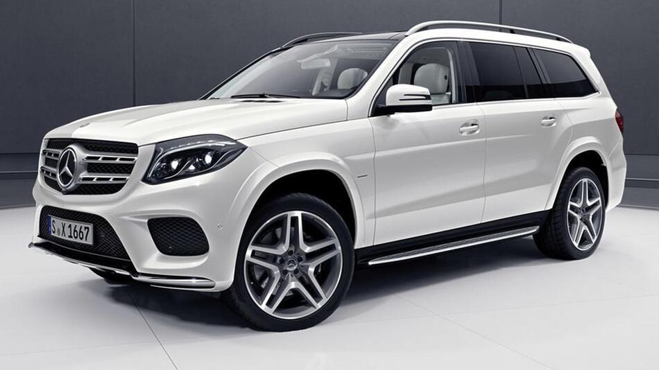 Mercedes-Benz GLS Grand Edition