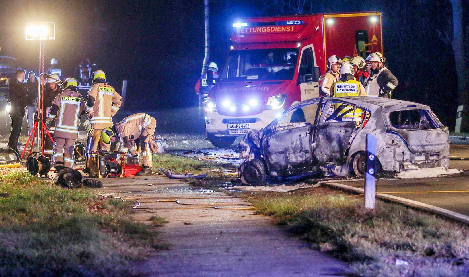 Unfall Mit Fünf Toten Fahrer Wich Radaranlage Aus 1 1
