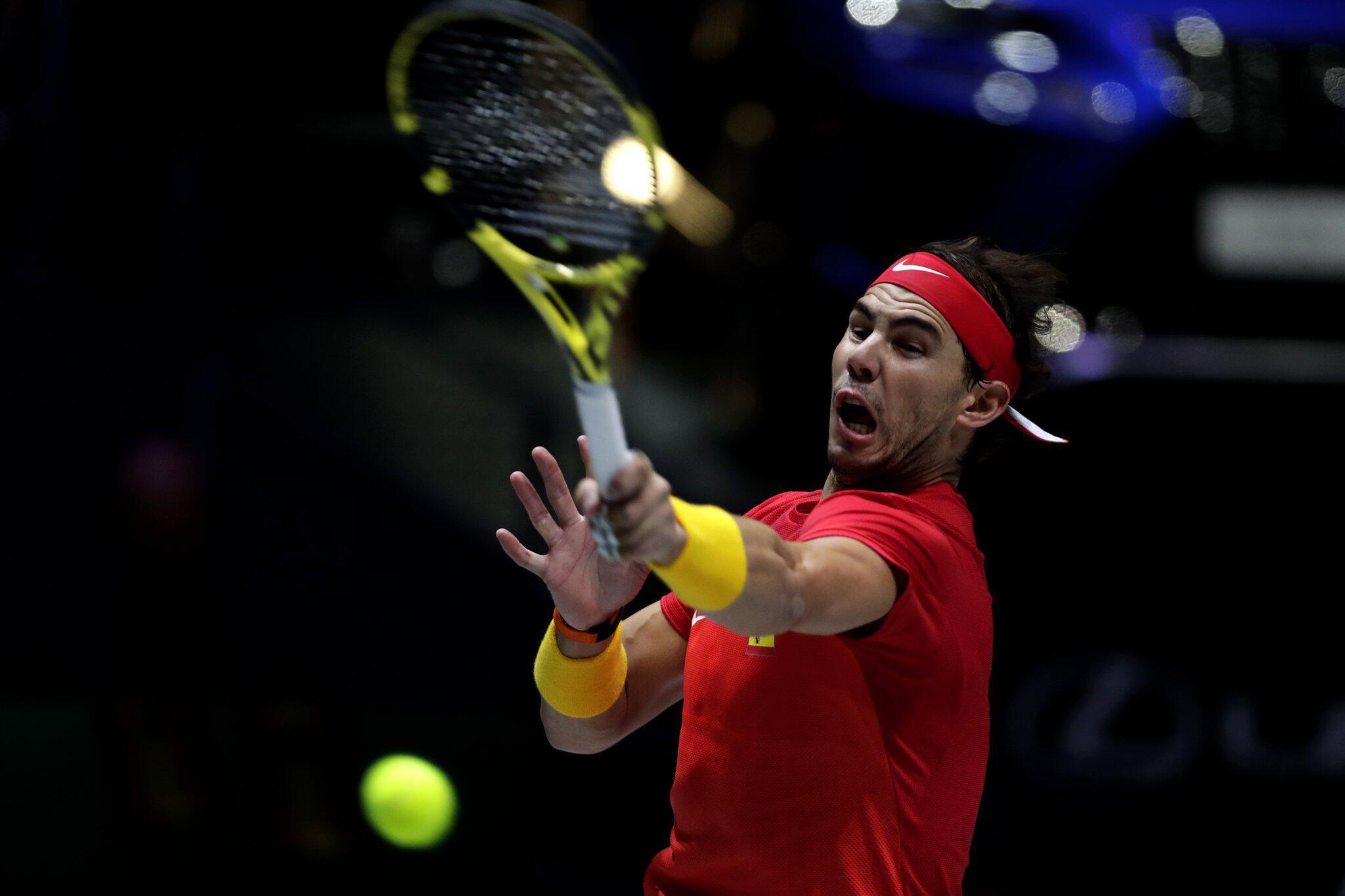 Bild zu Davis Cup - Finale