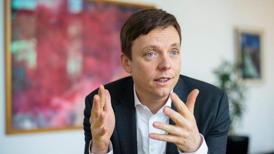 Tobias Hans - Ministerpräsident Saarland