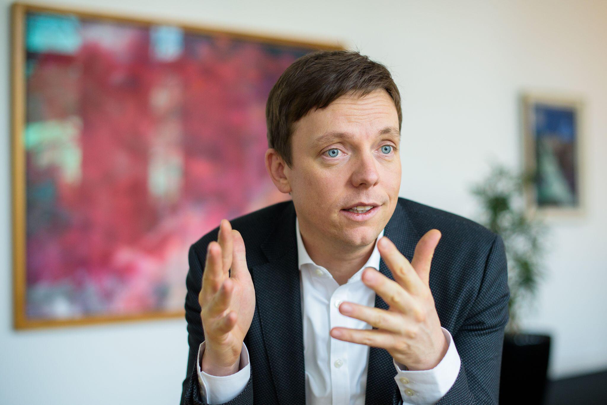 Bild zu Tobias Hans - Ministerpräsident Saarland