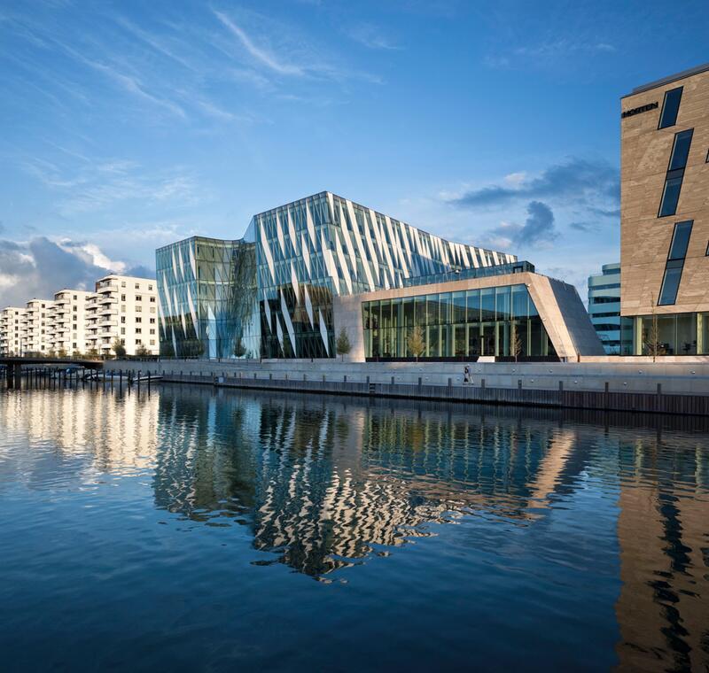 Bild zu Saxo Bank International Headquarters