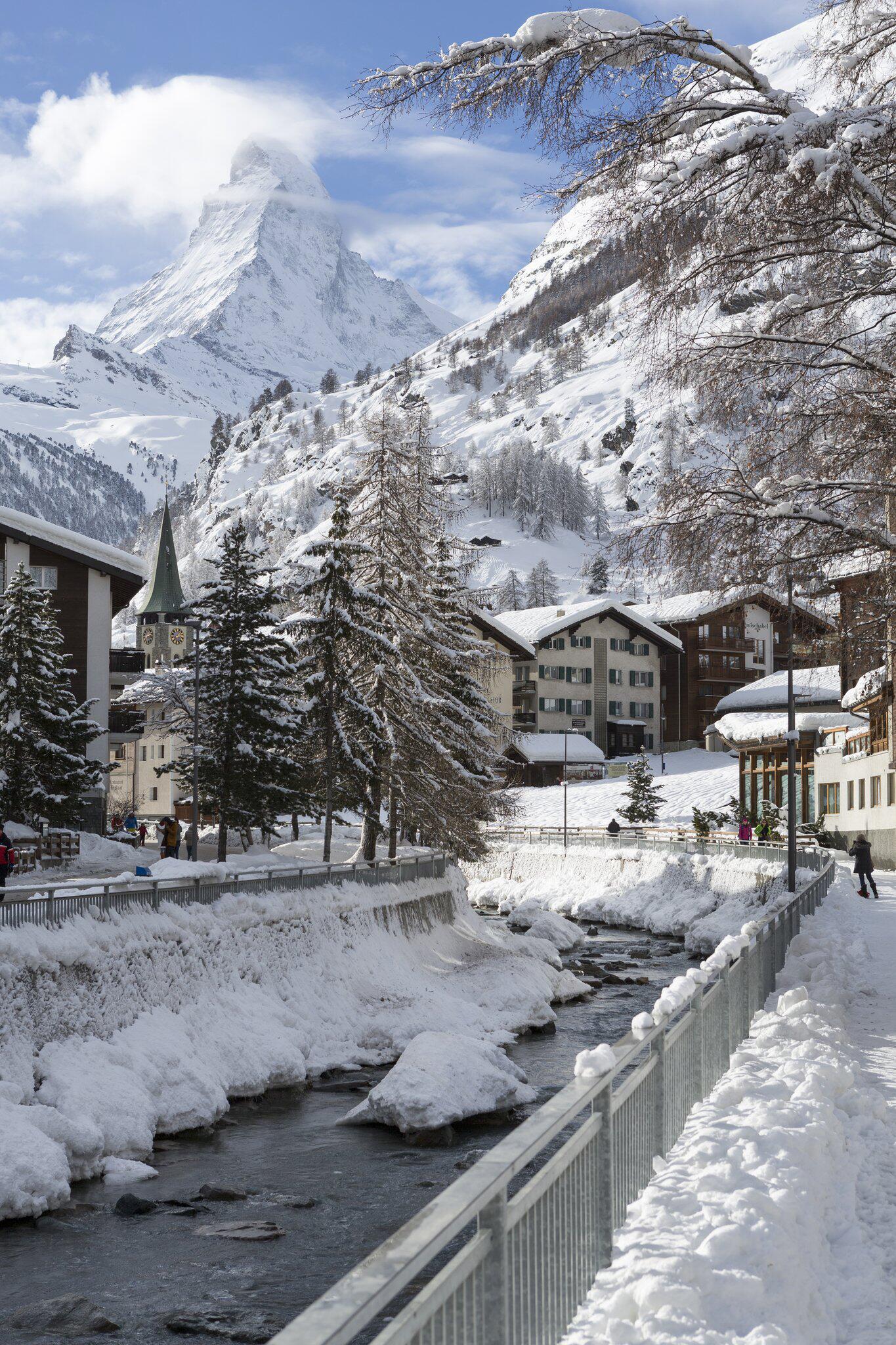 Bild zu Wetter in Zermatt