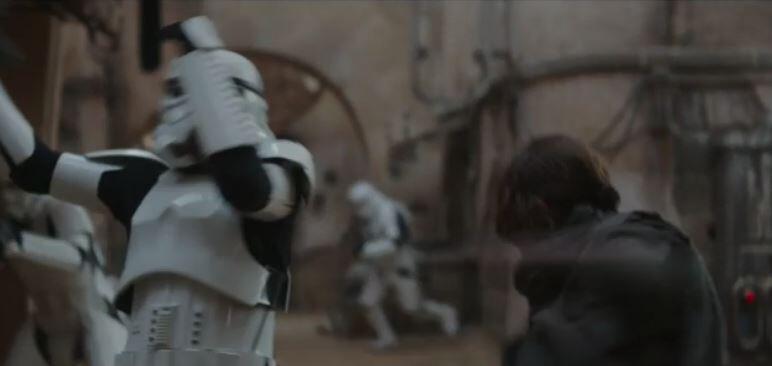 Bild zu Rogue one: A Star Wars Story