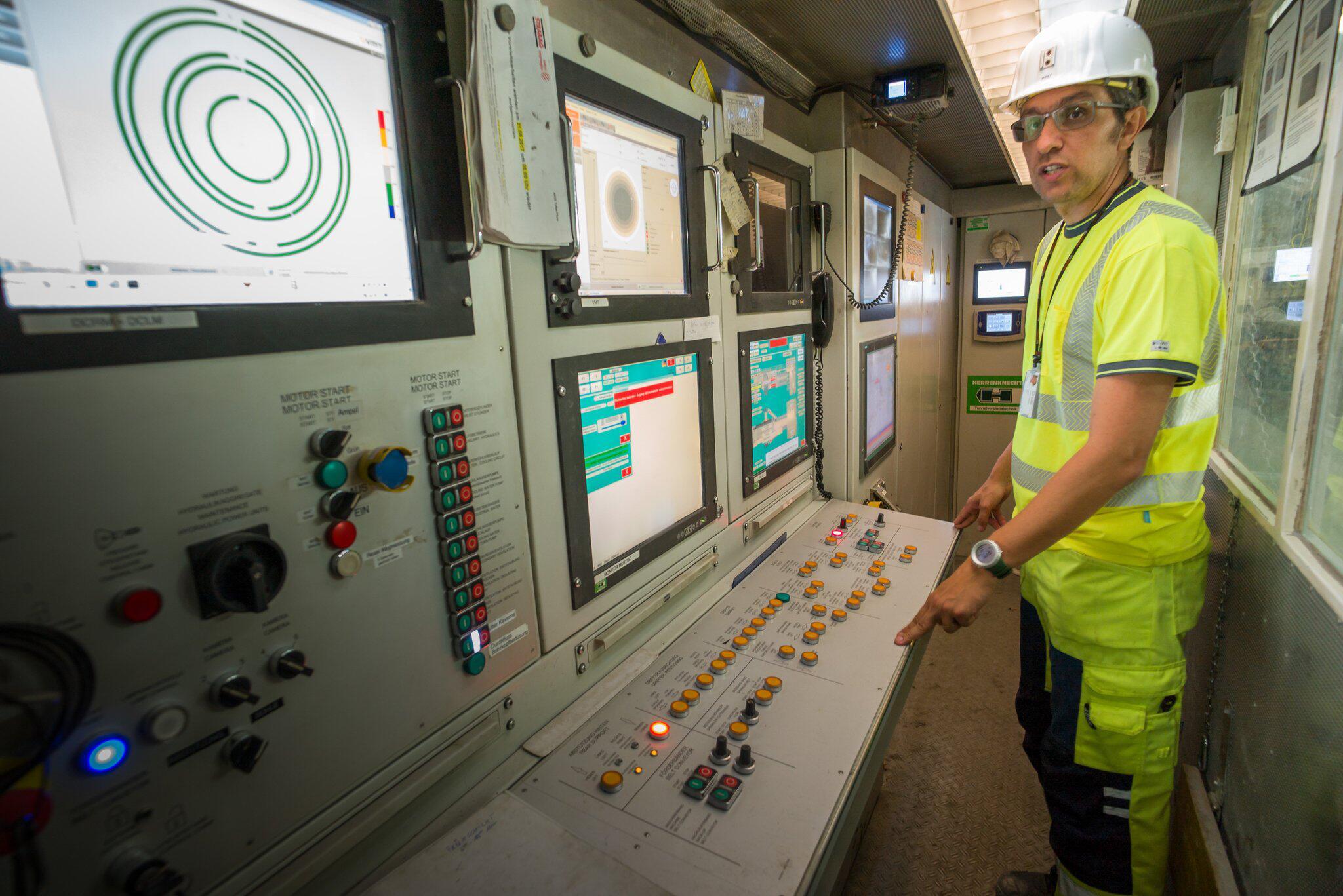 Bild zu Brenner Basistunnel