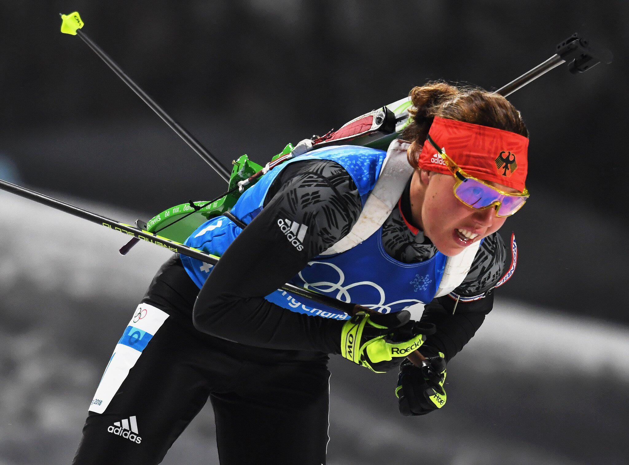 Bild zu Pyeongchang 2018 - Biathlon