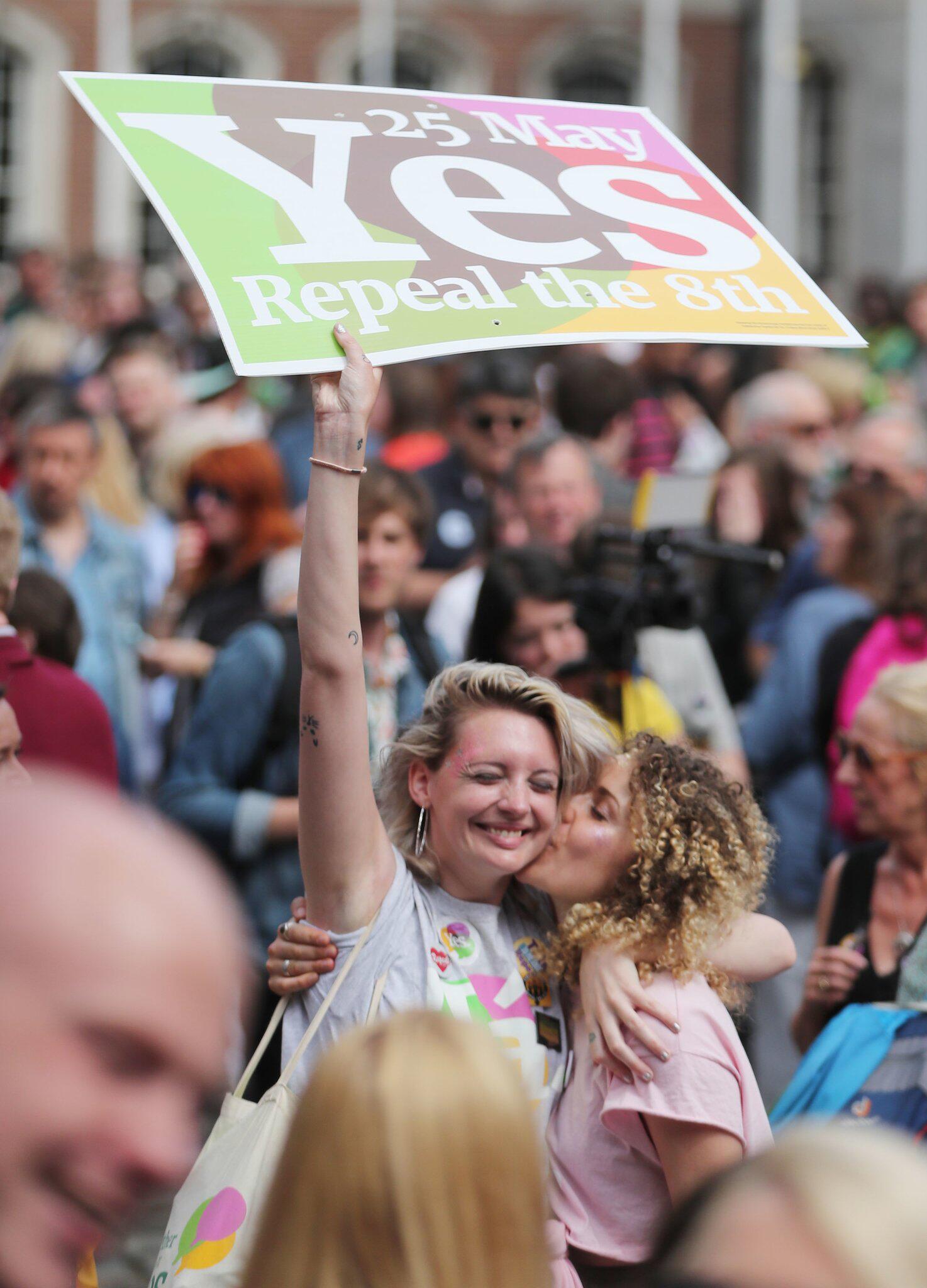 Bild zu Abtreibungsreferendum in Irland
