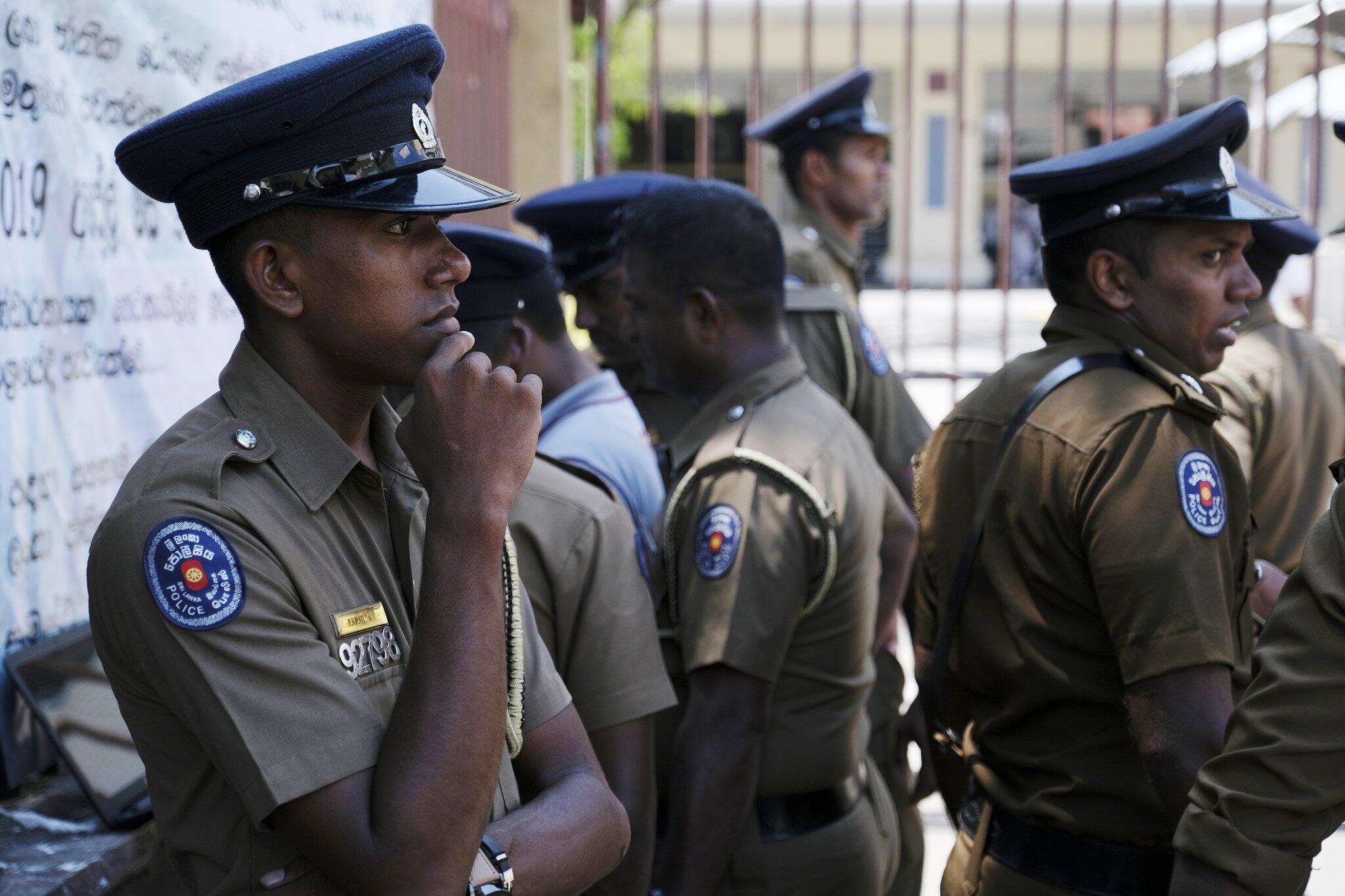 Bild zu Nach der Anschlagsserie in Sri Lanka