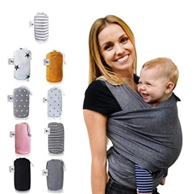 Baby, Babytragen, bequem, alltagstauglich, praktisch, Babytragetücher, wettertauglich