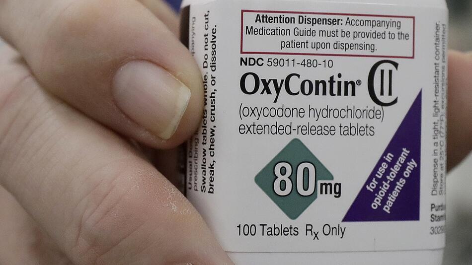 Konzern Purdue beantragt Insolvenzverfahren wegen Opioid-Klagen