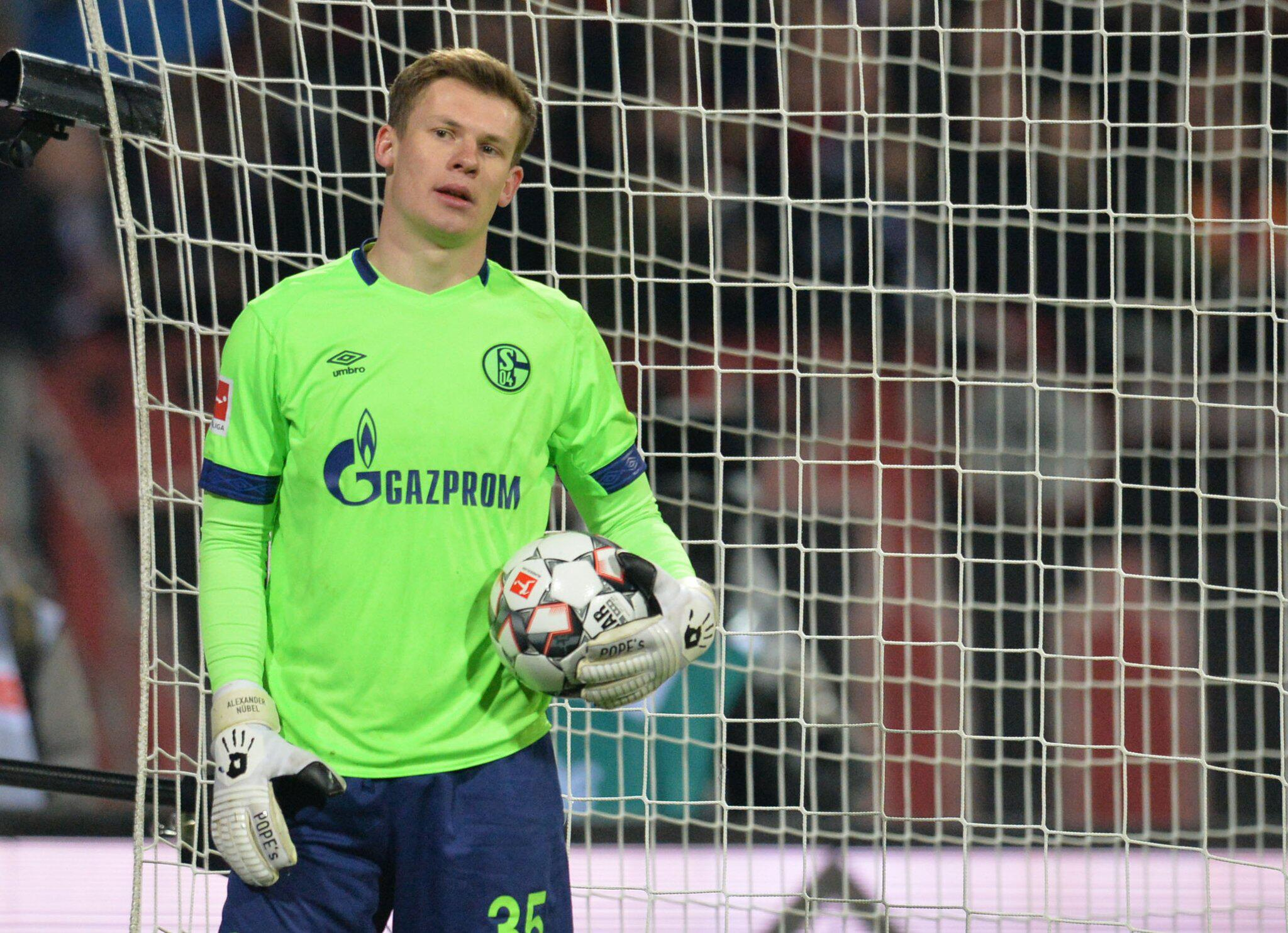 Bild zu 1. FC Nürnberg - FC Schalke 04