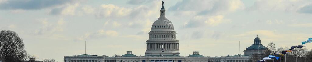 US-Kapitol in Washington.
