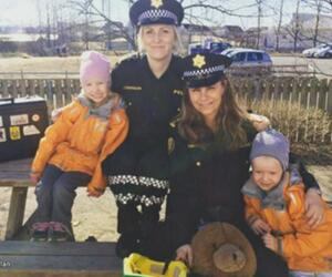 Polizist Island Joiz