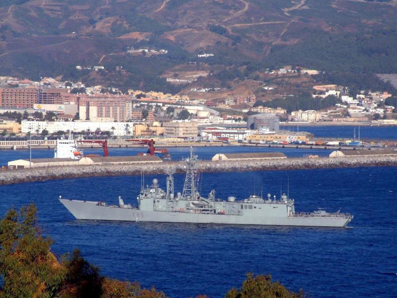 Bild zu Hafen von Ceuta