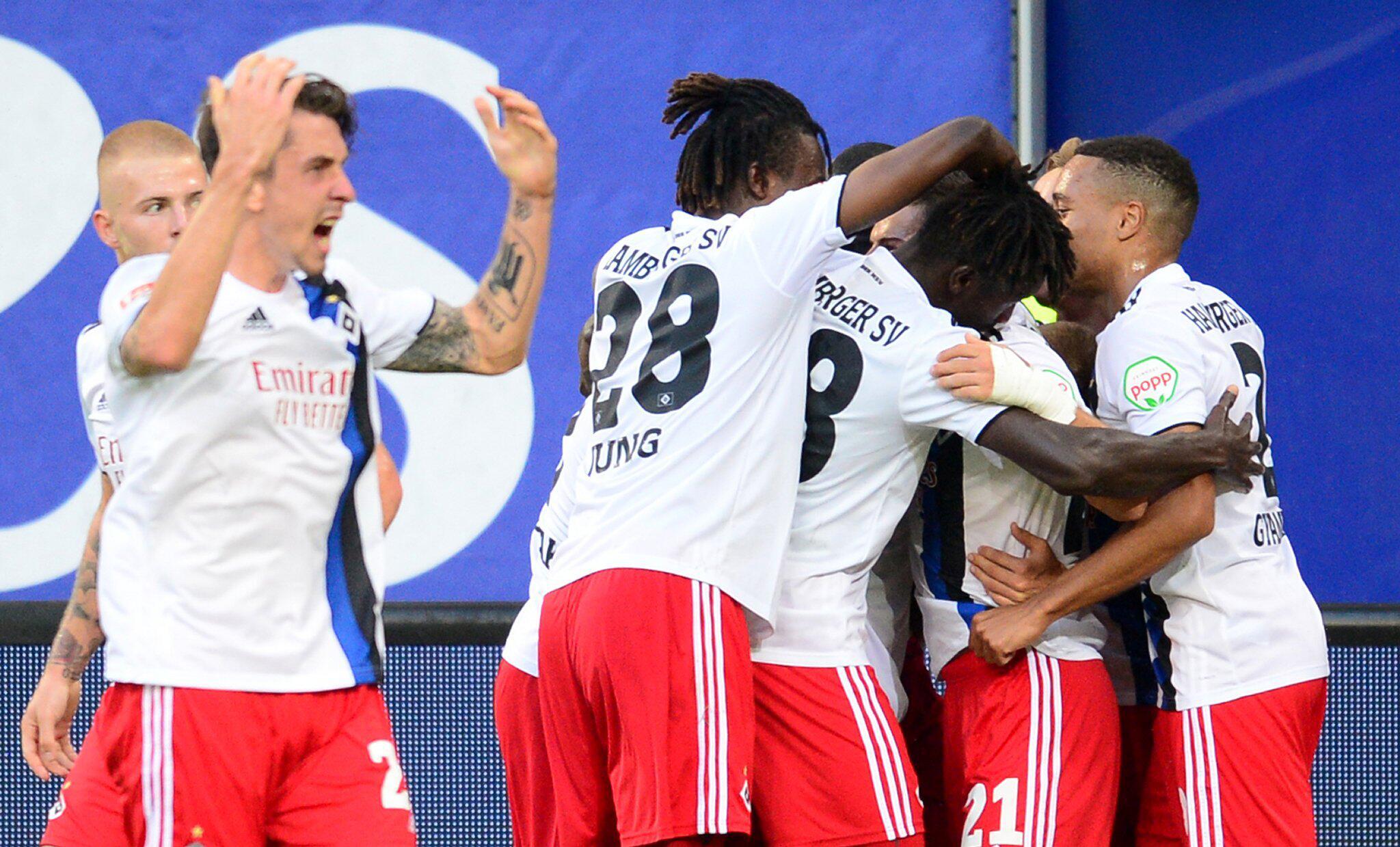 Bild zu Hamburger SV - VfL Bochum