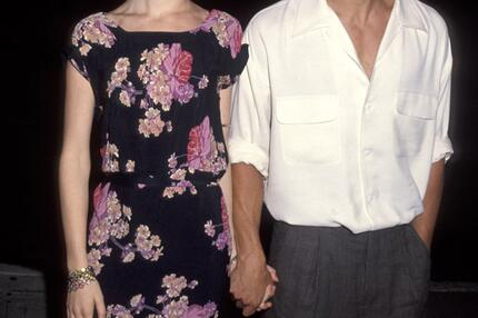 Brad Pitt, Freundin, Juliette Lewis