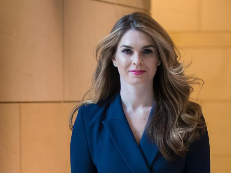 Bild zu Hope Hicks