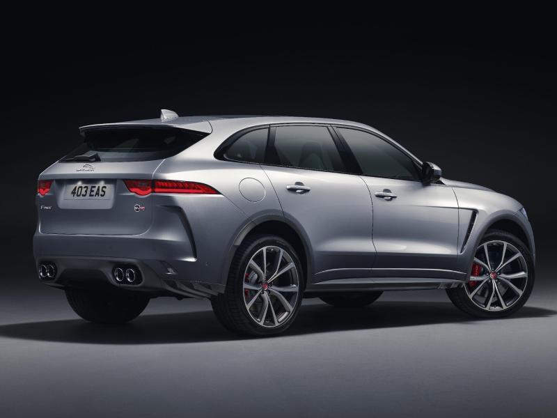 Bild zu Jaguar F-Pace