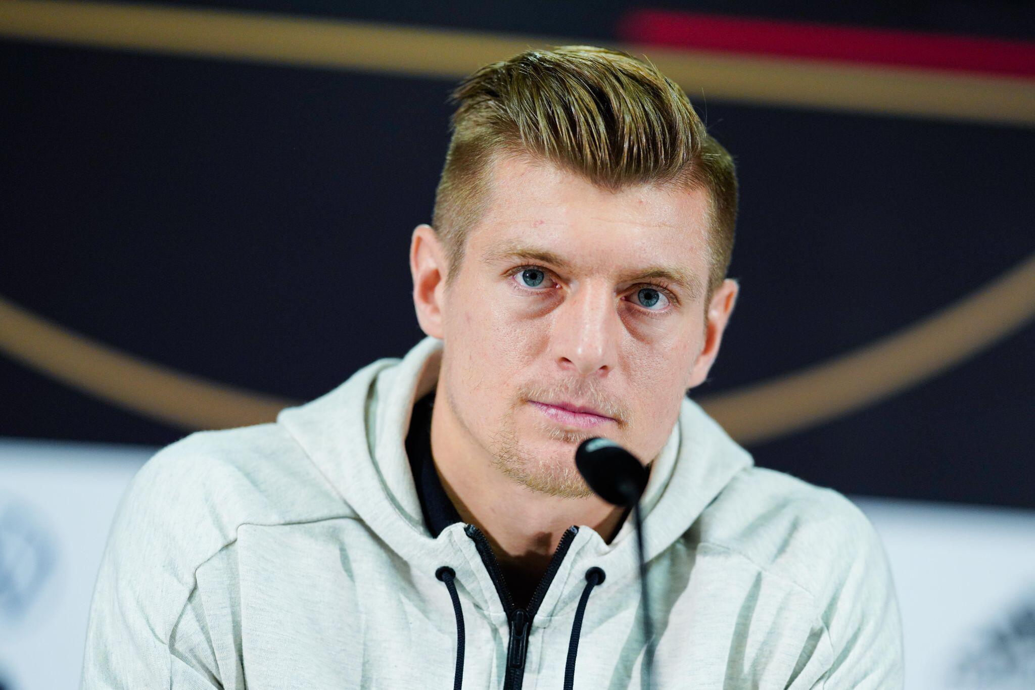 Bild zu Fußball-Nationalspieler Toni Kroos