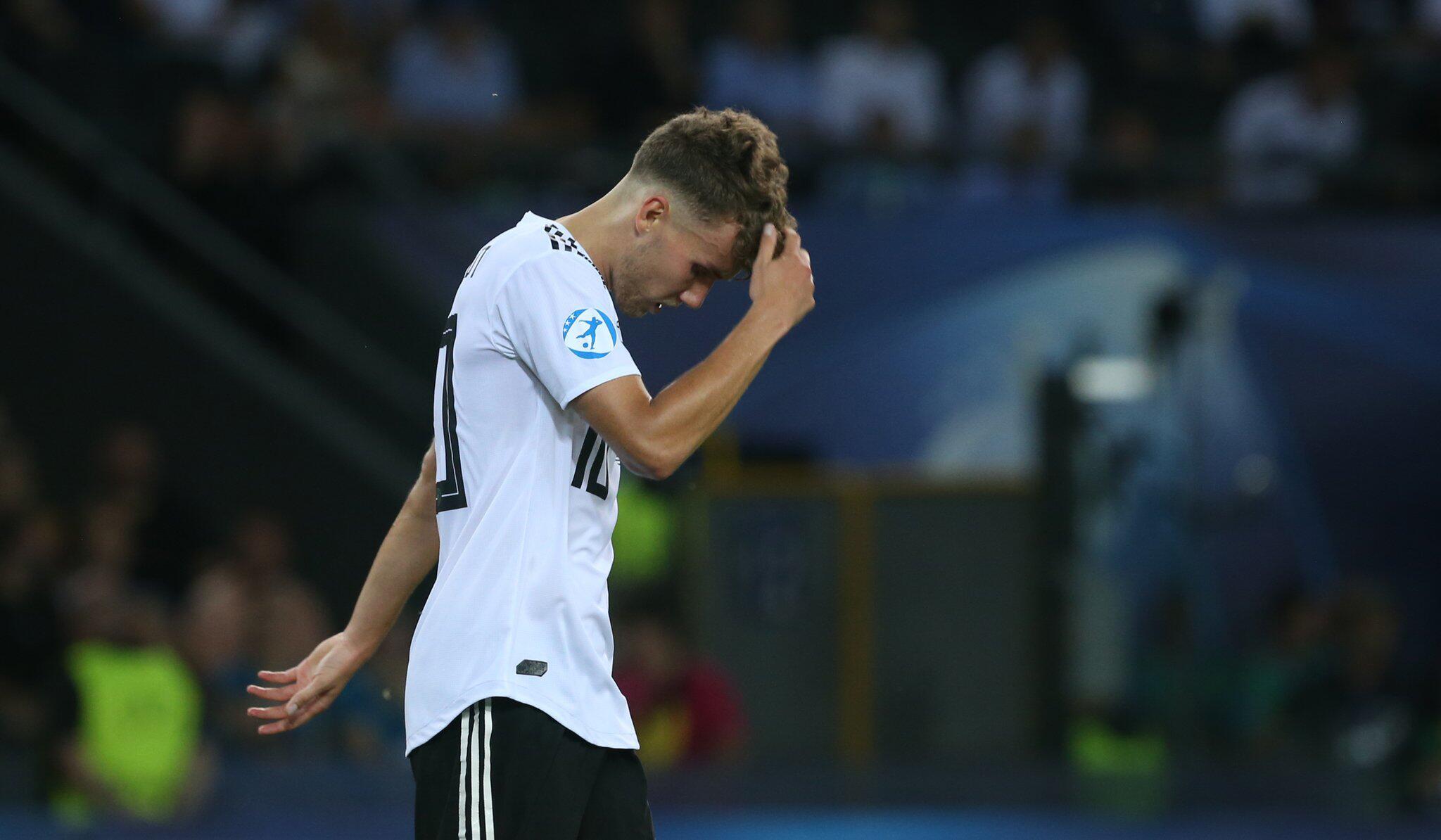 Bild zu U21 - Deutschland - Spanien