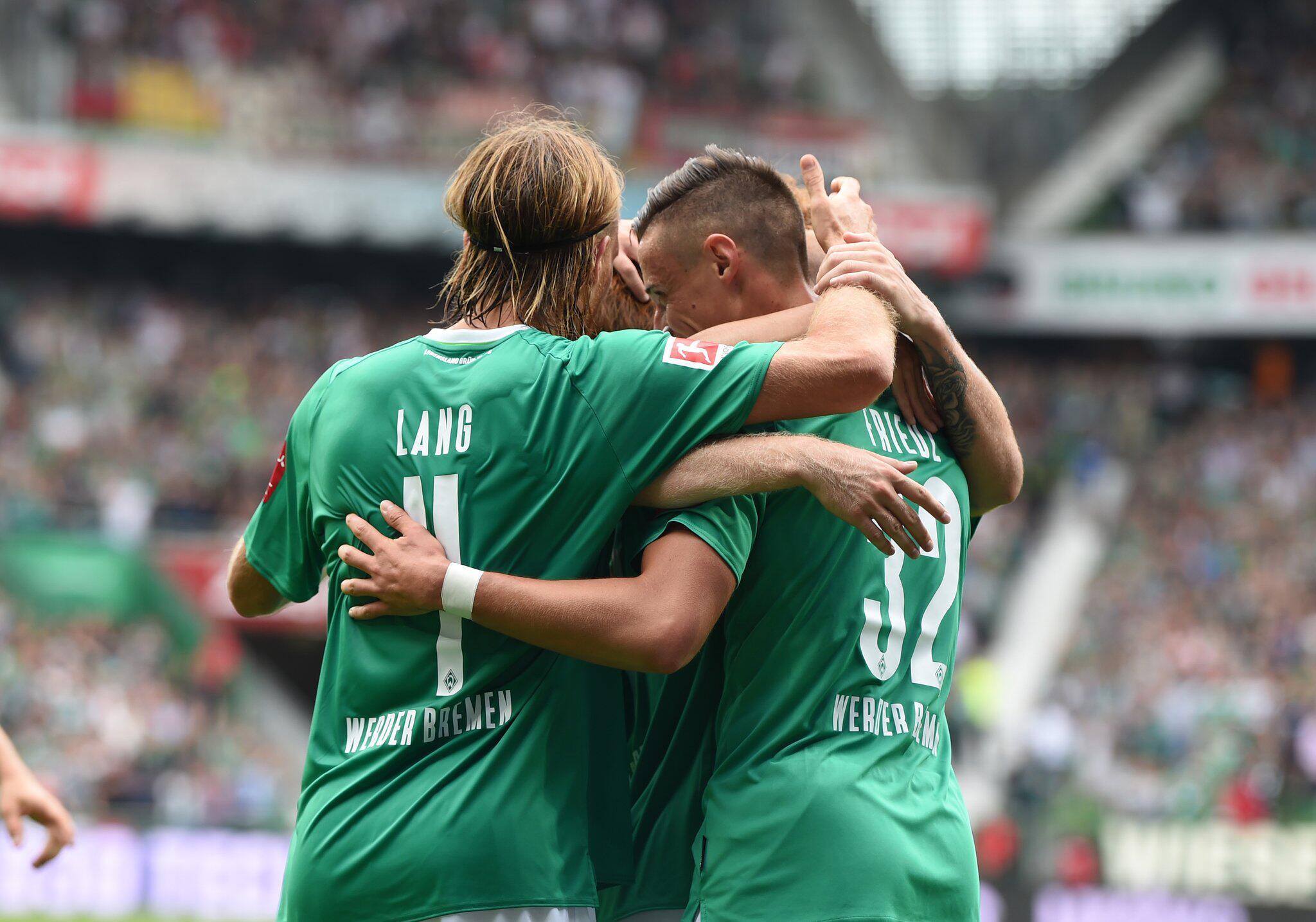 Bild zu Werder Bremen - FC Augsburg