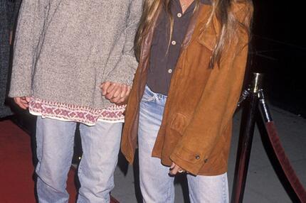 Brad Pitt, Freundin, Jitka Pohlodek