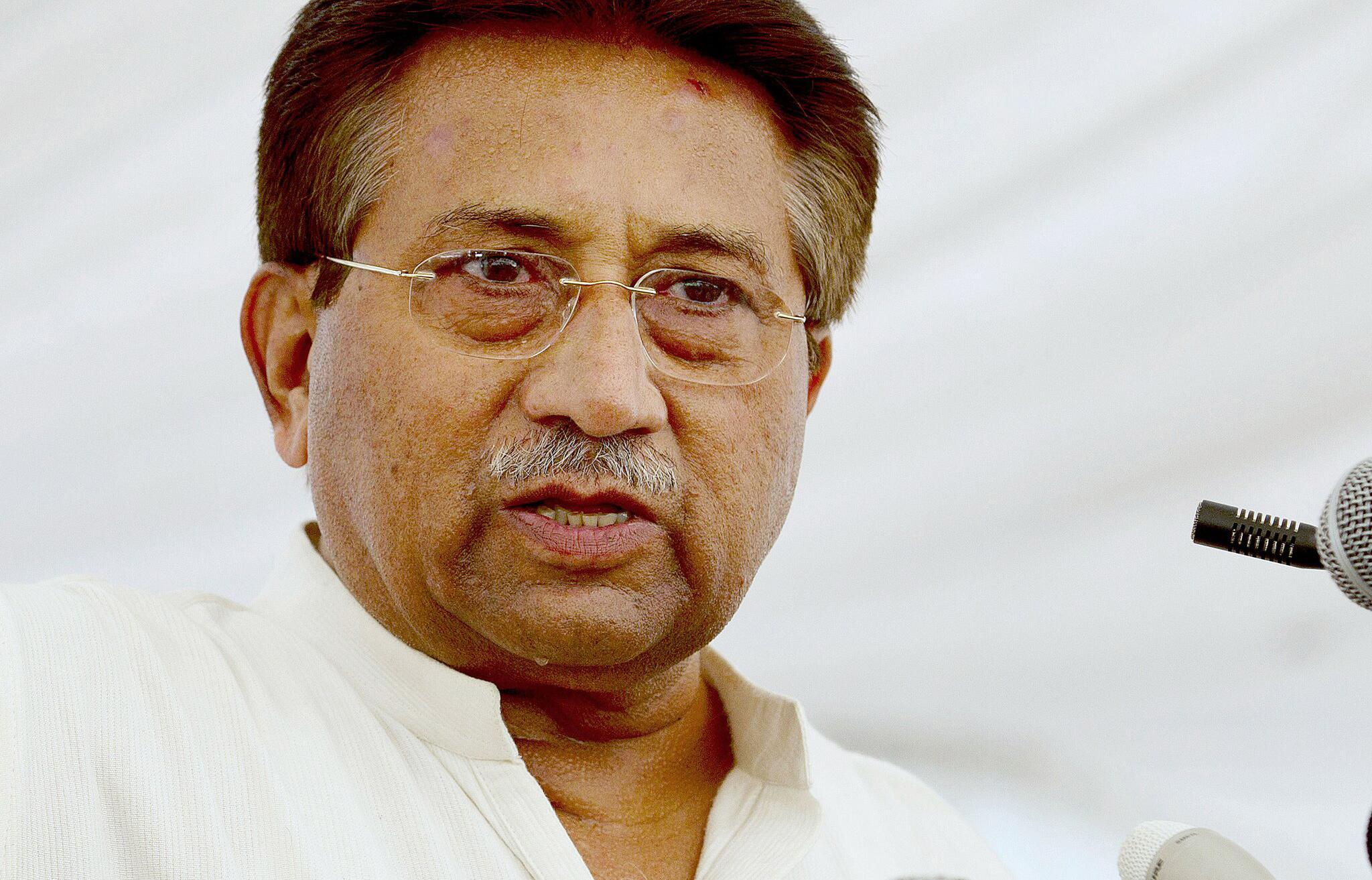 Bild zu Pakistans Ex-Militärmachthaber Musharraf