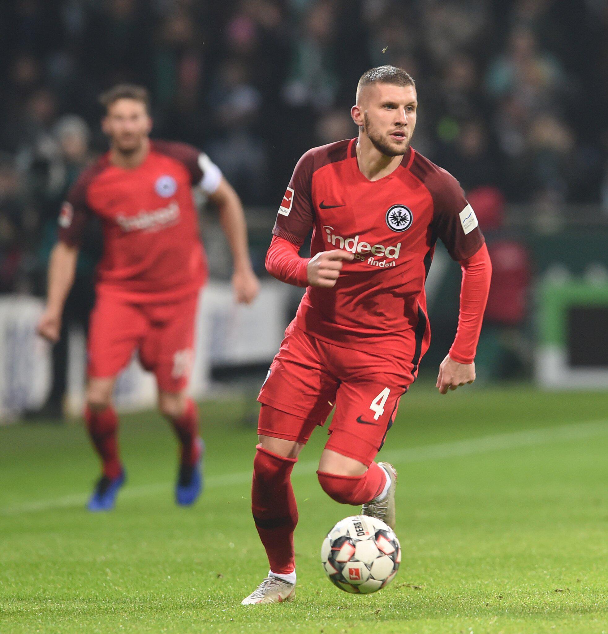 Bild zu Werder Bremen - Eintracht Frankfurt