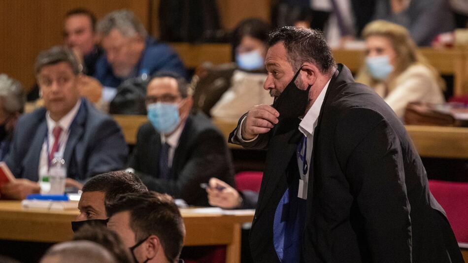 Golden Dawn Prozess in Athen