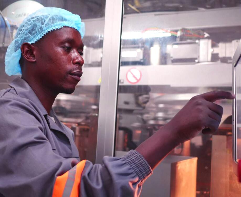 Bild zu Job, Flüchtling
