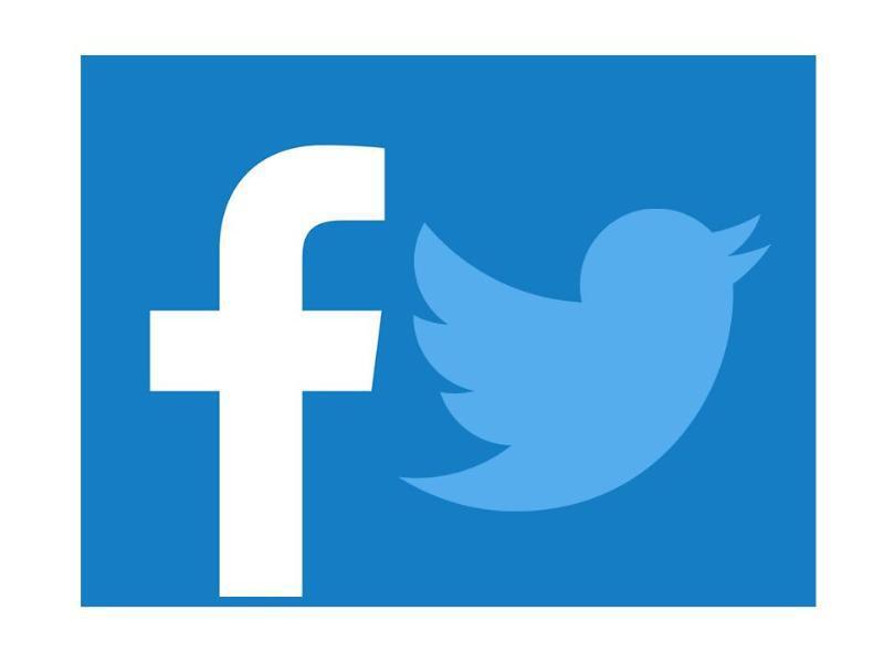 Bild zu Facebook und Twitter