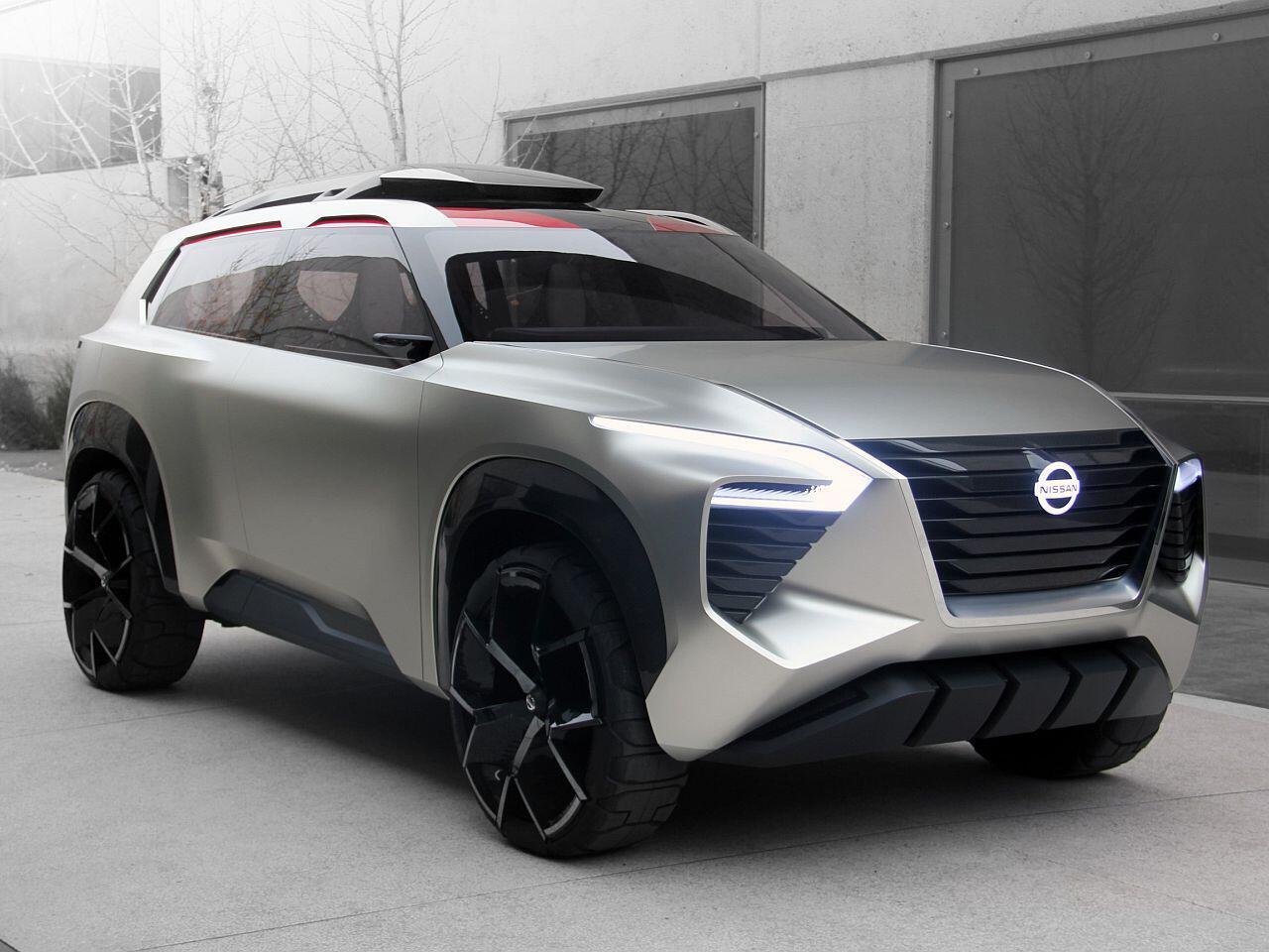 Bild zu Nissan Xmotion Concept