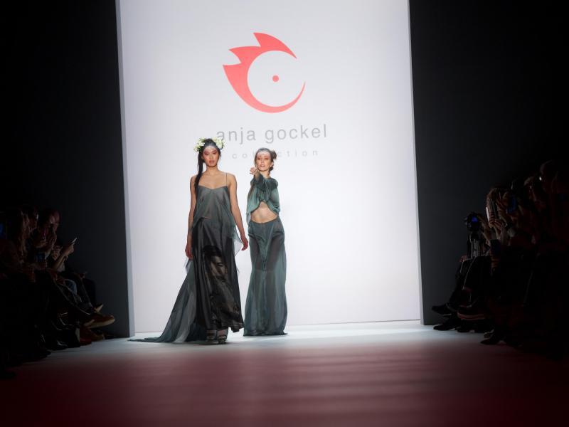 Bild zu Berlin Fashion Week - Anja Gockel