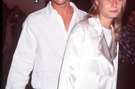 Brad Pitt, Freundin, Gwyneth Paltrow
