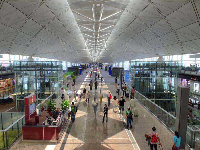 Bild zu Hongkong International Airport