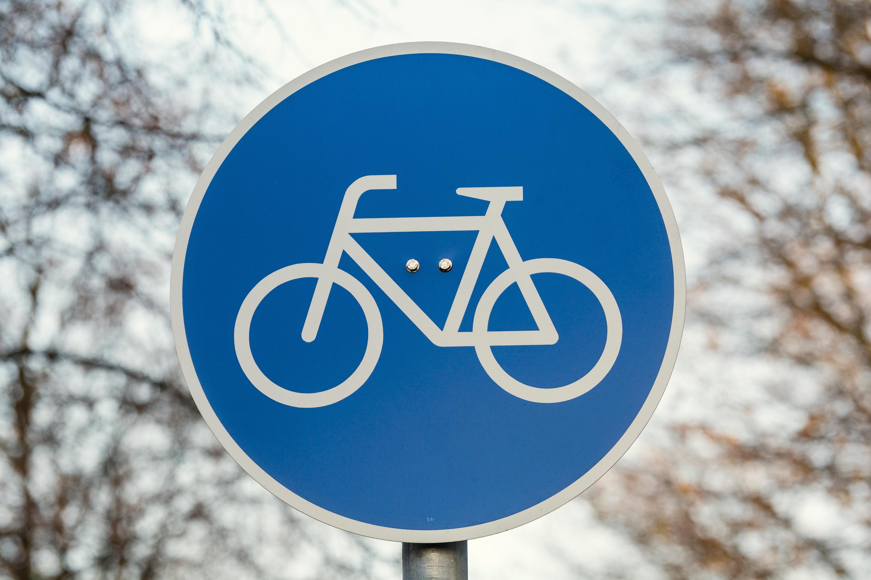 Bild zu fahrradweg, pflicht