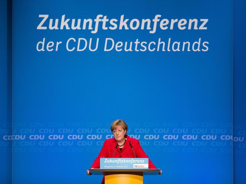 Bild zu Zukunftskonferenz der CDU