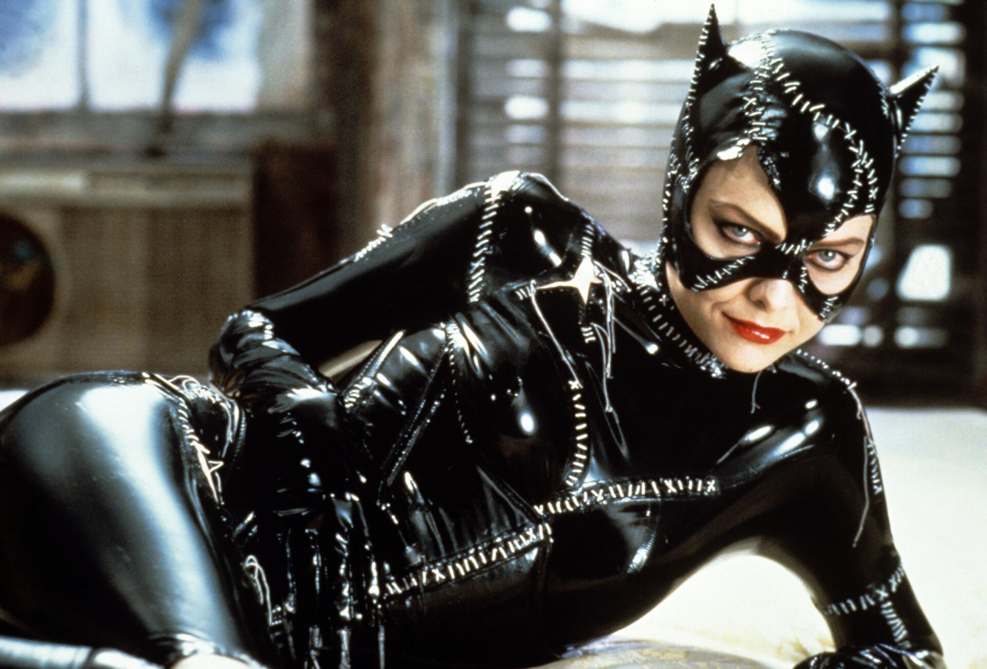 Bild zu Michelle Pfeiffer, Catwoman, Batmans Rückkehr