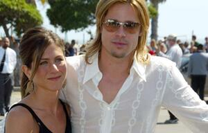 Brad Pitt, Frau, Jennifer Aniston