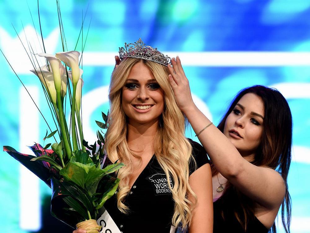 Bild zu Miss Tuning 2017