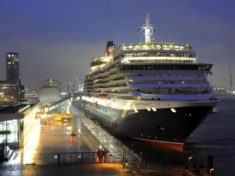 Bild zu Kreuzfahrschiffe im Hamburger Hafen