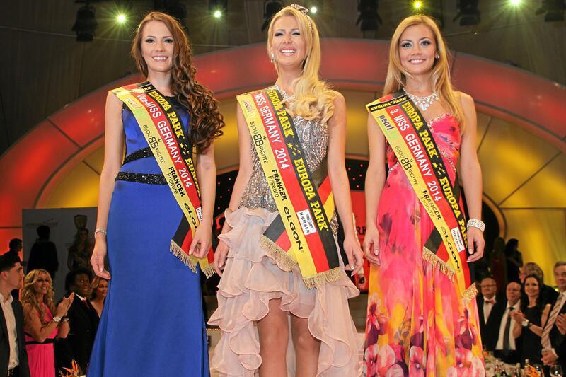 """Bild zu Top 3 bei der """"Miss Germany""""-Wahl"""