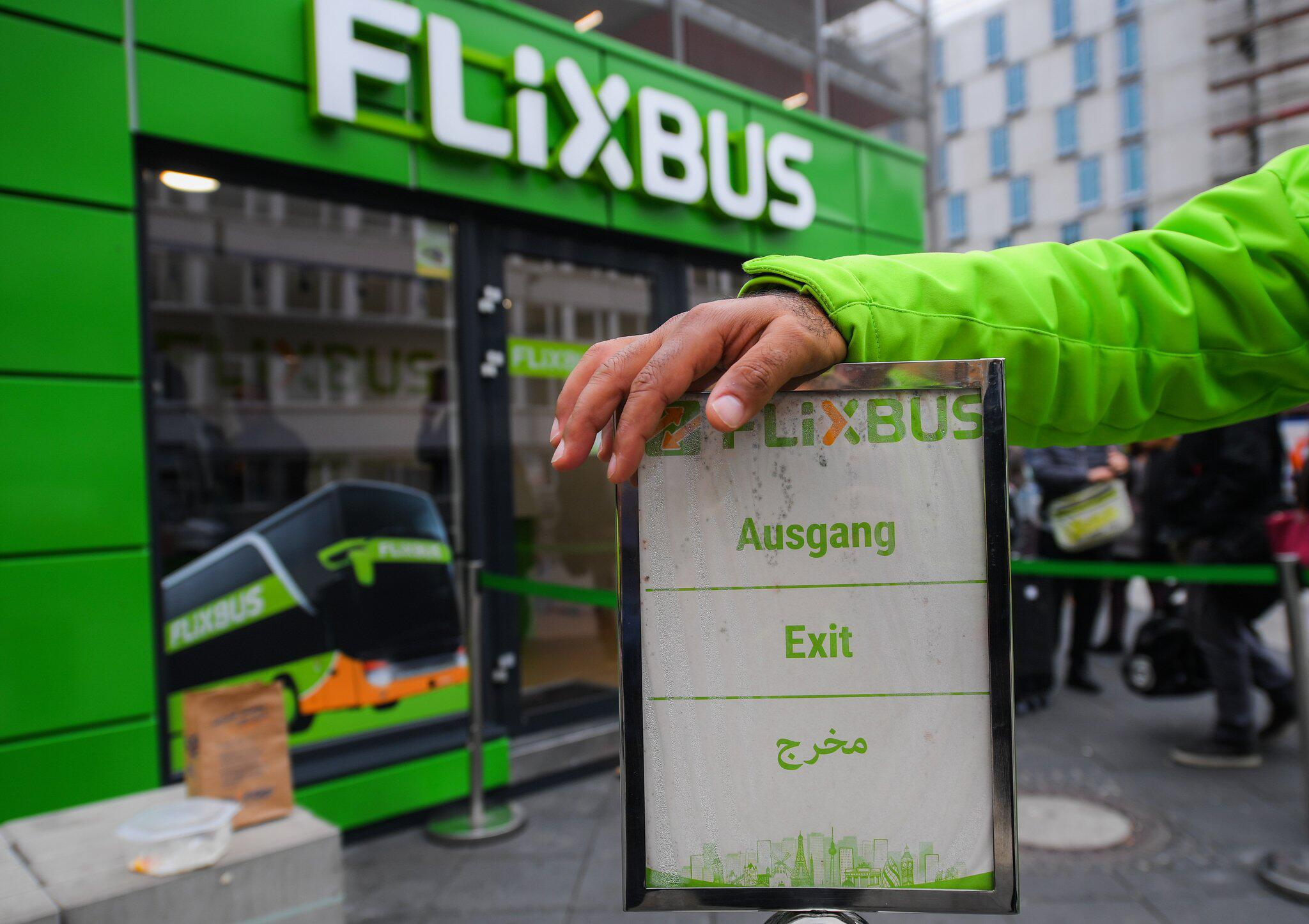 Bild zu Flixbus fährt auch in der Ukraine