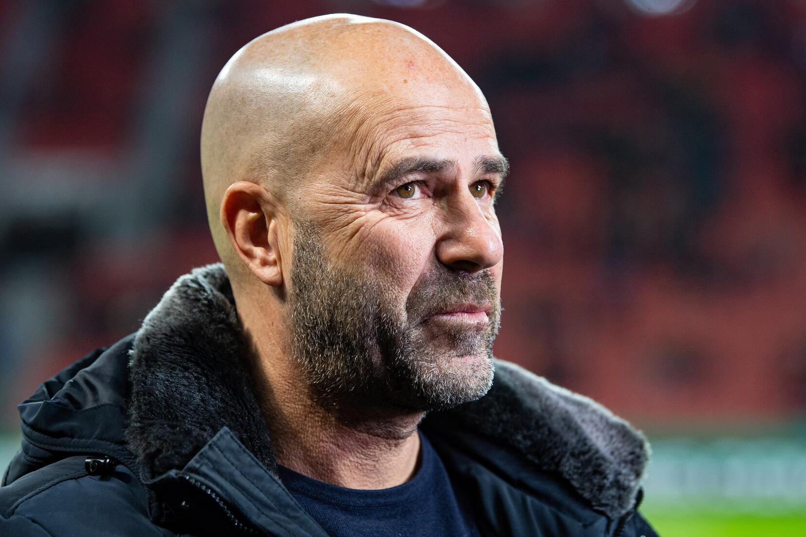 Bild zu Bayer Leverkusen - VfB Stuttgart