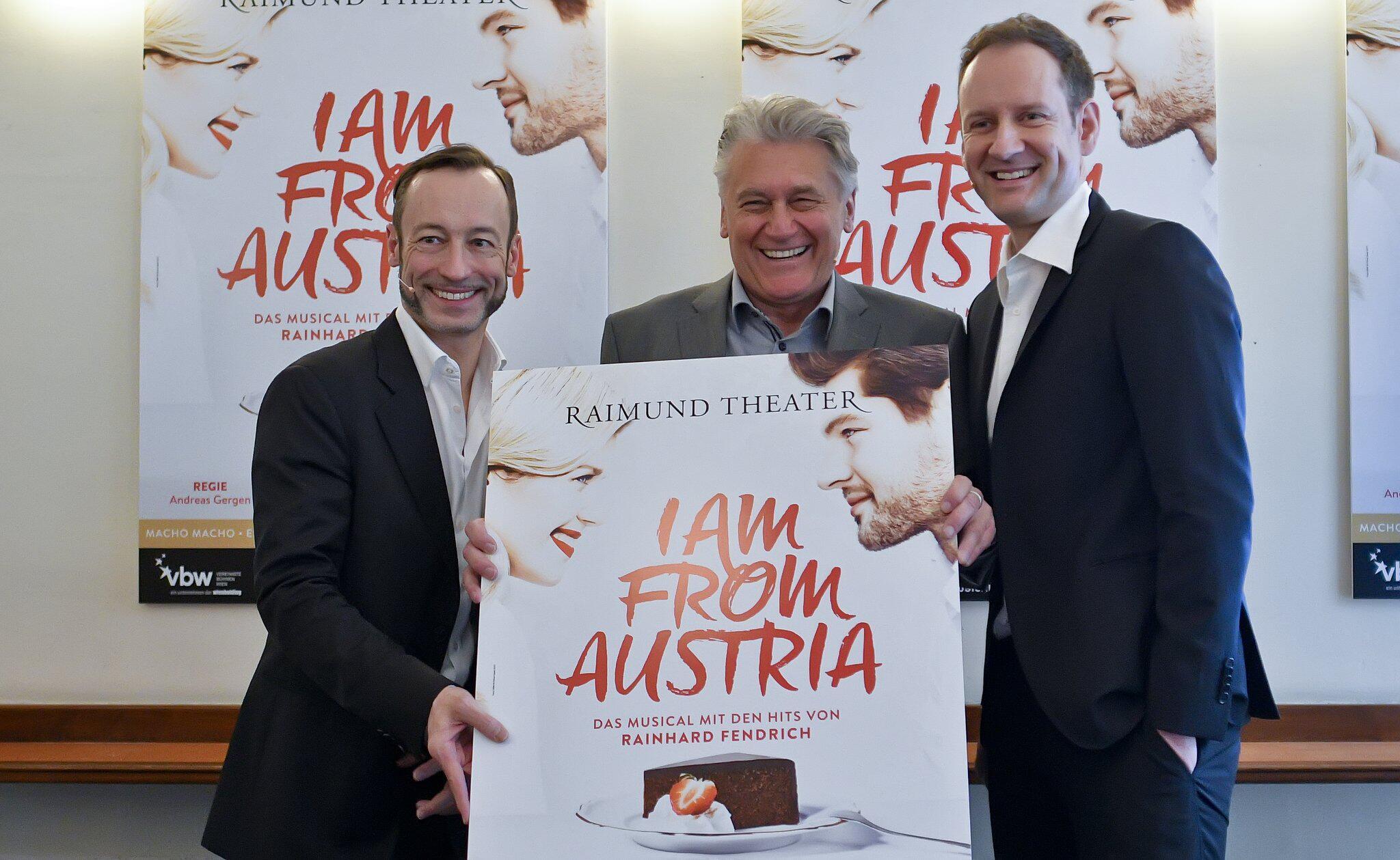"""Bild zu Musical """"I am from Austria"""" mit Rainhard Fendrich"""
