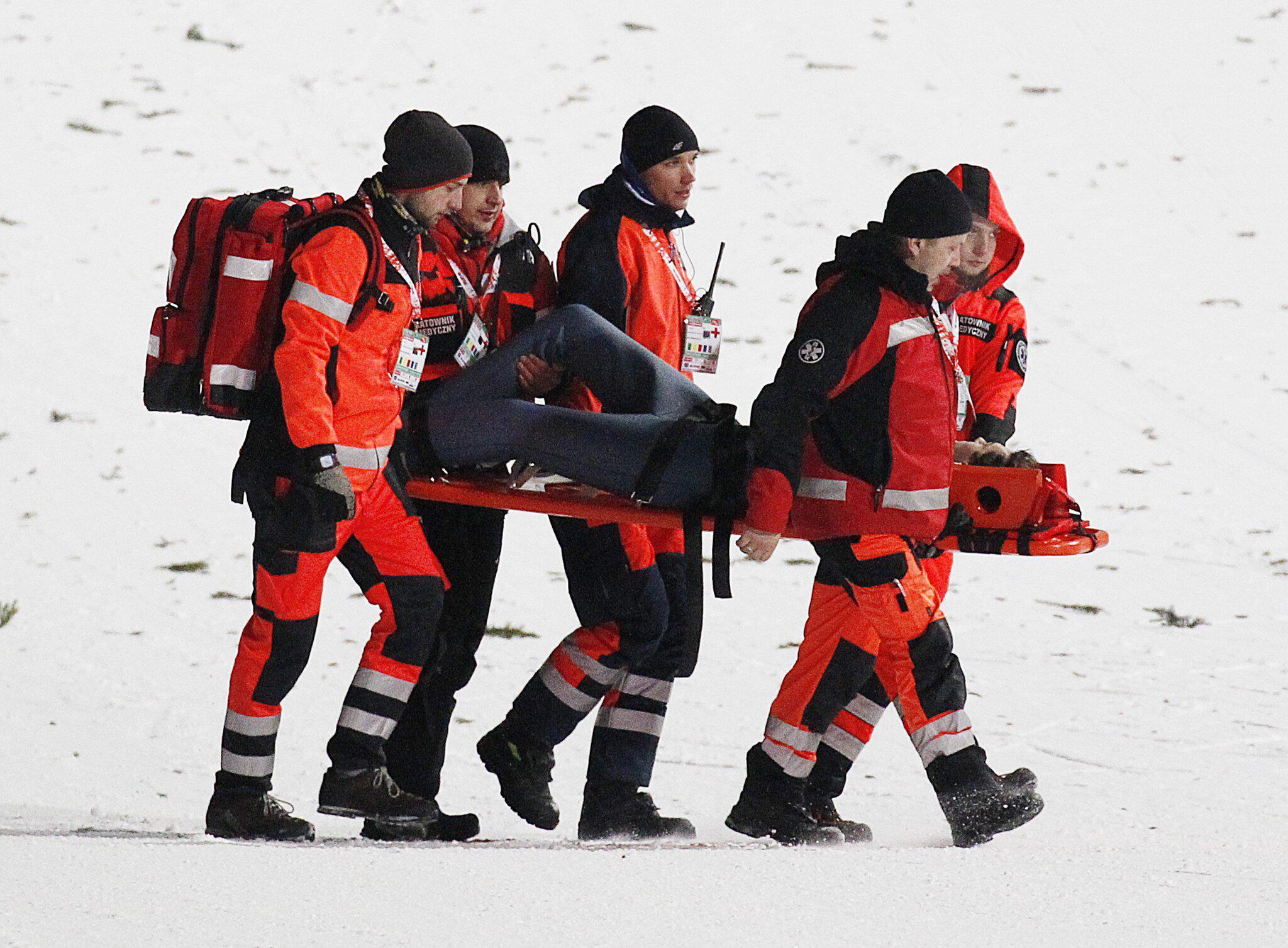 Bild zu Ski nordisch/Skispringen: Weltcup