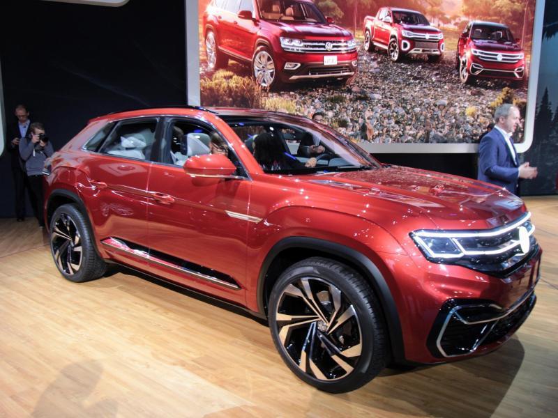 Bild zu VW Atlas Cross Sport
