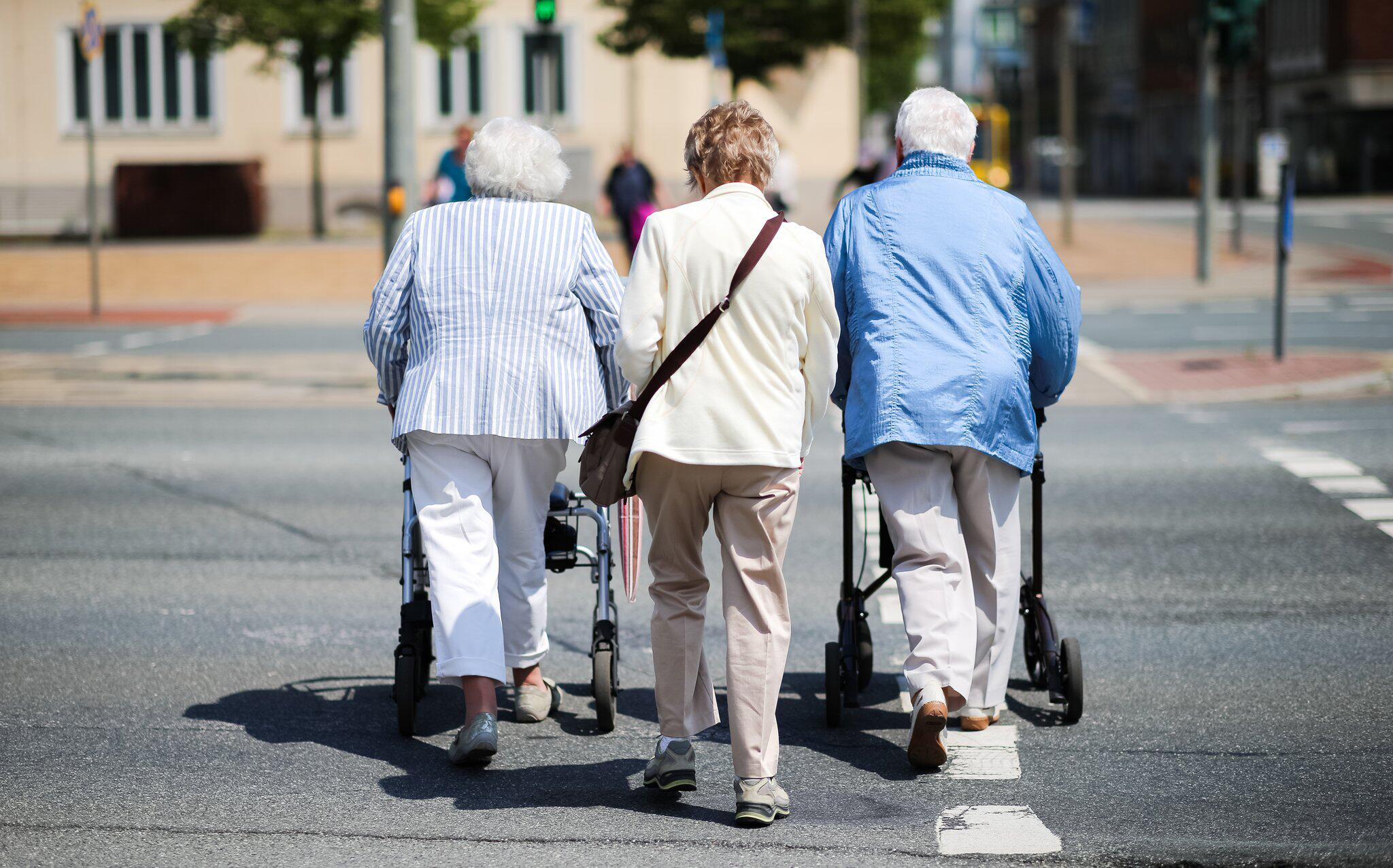 Bild zu Senioren