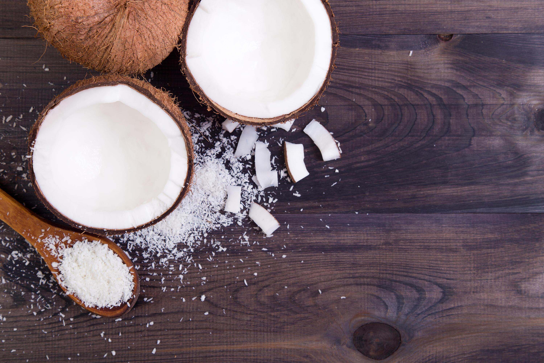 Bild zu kokosnuss, nüsse, gesundheit, gesundes essen, gesunde ernährung, inhaltsstoffe, kokosnussöl
